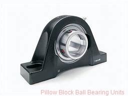 Hub City PB221DRWX5/8 Pillow Block Ball Bearing Units