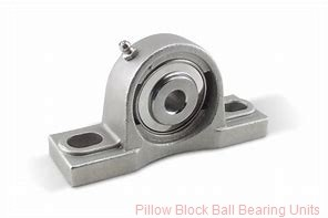 Hub City PB250X1/2 Pillow Block Ball Bearing Units