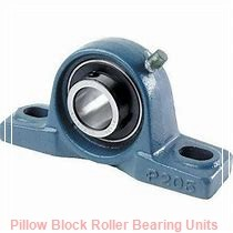 1.375 Inch | 34.925 Millimeter x 2.625 Inch | 66.675 Millimeter x 1.875 Inch | 47.63 Millimeter  Dodge P2B-IP-106R Pillow Block Roller Bearing Units