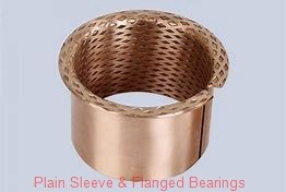 Bunting Bearings, LLC BSF485620 Plain Sleeve & Flanged Bearings
