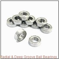 PEER 6205 2RLD Radial & Deep Groove Ball Bearings