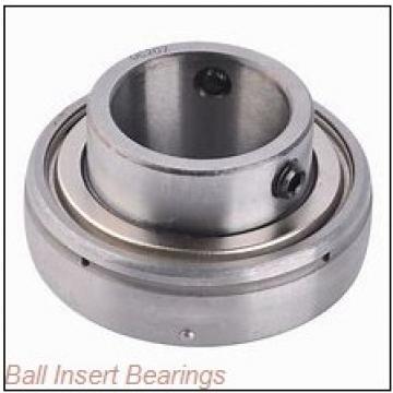 AMI MUC207-21RF Ball Insert Bearings