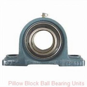 Hub City PB250DRWX1-1/4 Pillow Block Ball Bearing Units