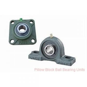 Hub City PB220HWX1-7/16 Pillow Block Ball Bearing Units