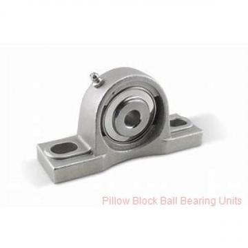 Hub City PB251URX3/4 Pillow Block Ball Bearing Units