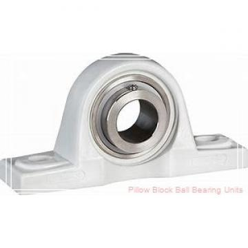 Hub City PB250DRWX1-11/16 Pillow Block Ball Bearing Units