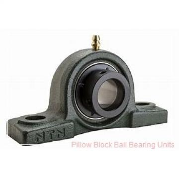Hub City PB220DRWX2-3/16 Pillow Block Ball Bearing Units