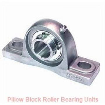 2.7500 in x 10.88 to 12.63 in x 5-3/4 in  Dodge P4BSD212 Pillow Block Roller Bearing Units