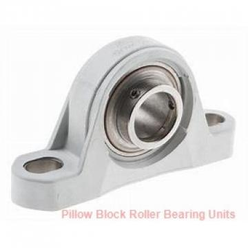 55 mm x 193.7 to 200 mm x 3-3/4 in  Dodge 023624 P2BE055MR Pillow Block Roller Bearing Units