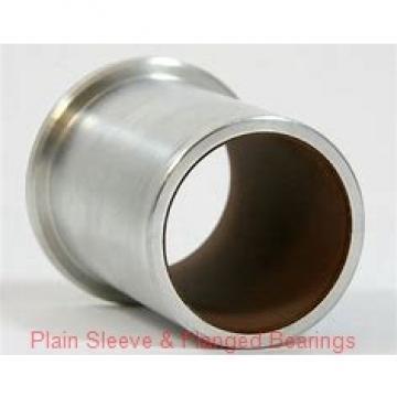 Bunting Bearings, LLC CB283444 Plain Sleeve & Flanged Bearings