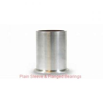 Bunting Bearings, LLC AA160906 Plain Sleeve & Flanged Bearings