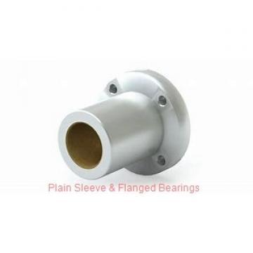 Bunting Bearings, LLC AA160601 Plain Sleeve & Flanged Bearings