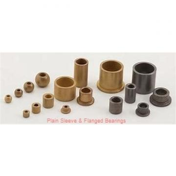 Bunting Bearings, LLC AA100905 Plain Sleeve & Flanged Bearings