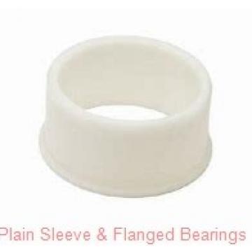 Bunting Bearings, LLC AA110404 Plain Sleeve & Flanged Bearings