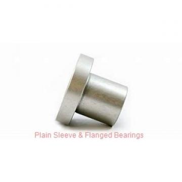 Bunting Bearings, LLC AA1009 Plain Sleeve & Flanged Bearings