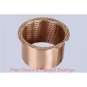 Bunting Bearings, LLC CB091214 Plain Sleeve & Flanged Bearings