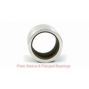 Bunting Bearings, LLC CB273544 Plain Sleeve & Flanged Bearings