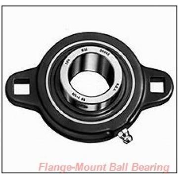 AMI UCNFL207-23MZ2W Flange-Mount Ball Bearing Units