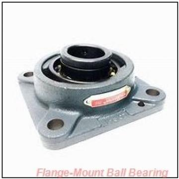 Link-Belt MFCS248N Flange-Mount Ball Bearing Units