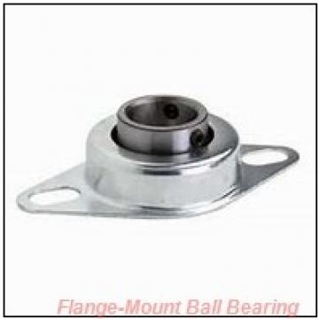 AMI UCFK205NPMZ2 Flange-Mount Ball Bearing Units