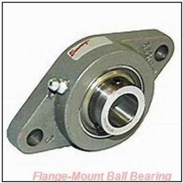 AMI UEFT207-22 Flange-Mount Ball Bearing Units