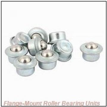 2-15/16 in x 6.7500 in x 8.6250 in  Cooper 01EBCDF215EXAT Flange-Mount Roller Bearing Units