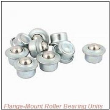 QM QAAFY10A115SM Flange-Mount Roller Bearing Units