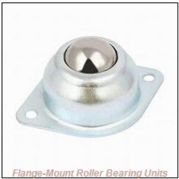 QM QVVF14V207SM Flange-Mount Roller Bearing Units