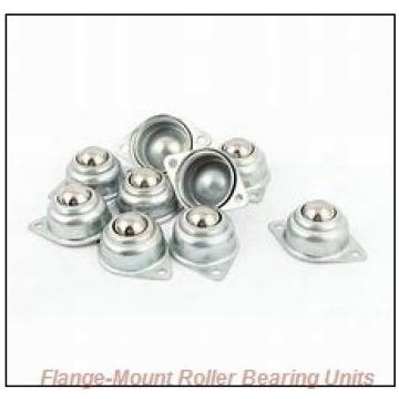 4-3/16 in x 9.3125 in x 15.0000 in  Cooper 01BCF403GR Flange-Mount Roller Bearing Units