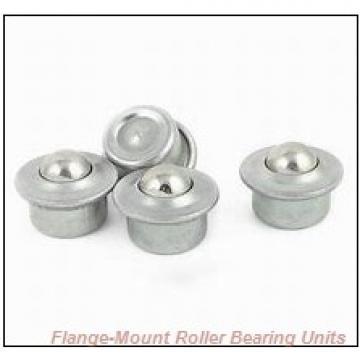 QM QAAC15A215SM Flange-Mount Roller Bearing Units