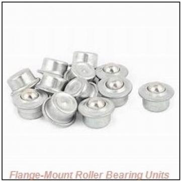 QM QAC11A204ST Flange-Mount Roller Bearing Units