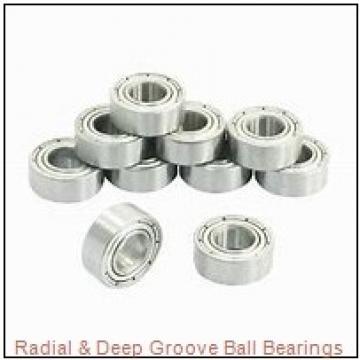 0.3750 in x 1.0000 in x 0.3750 in  Kilian (Altra) F-175-3 Radial & Deep Groove Ball Bearings