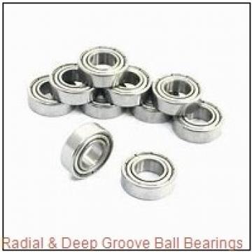 0.3750 in x 0.8750 in x 0.2813 in  Nice Ball Bearings (RBC Bearings) 3004FDCTNTG18 Radial & Deep Groove Ball Bearings