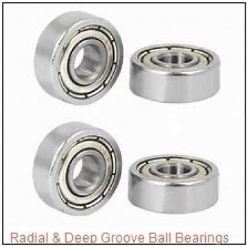 PEER 1635-2RSNR Radial & Deep Groove Ball Bearings