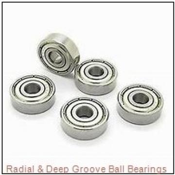 General 21482-01 Radial & Deep Groove Ball Bearings