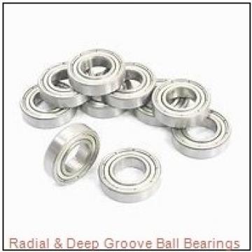 RHP LJ 5/8 2RS Radial & Deep Groove Ball Bearings