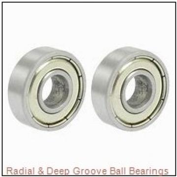 PEER 87506 Radial & Deep Groove Ball Bearings
