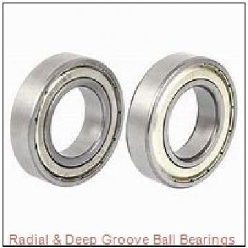 General 21482-01 Radial & Deep Groove Ball Bearings