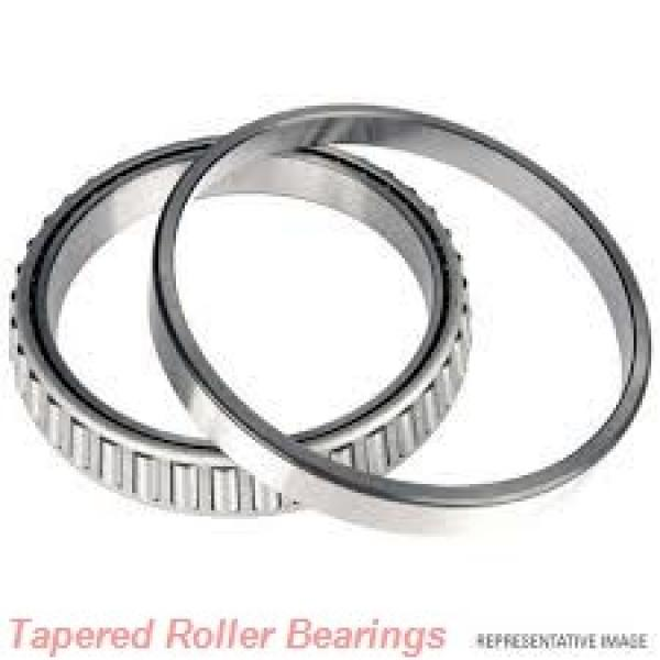 5.6870 in x 8.6875 in x 155.8400 mm  Timken HM129848 9-176 Tapered Roller Bearing Full Assemblies #1 image