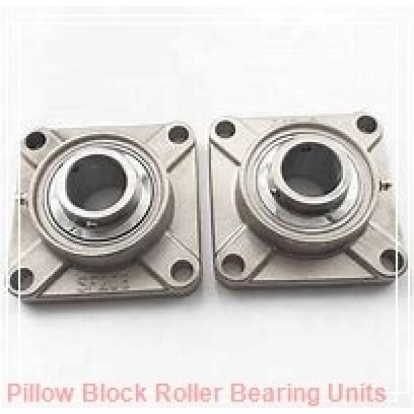 2.438 Inch | 61.925 Millimeter x 3.203 Inch | 81.356 Millimeter x 2.75 Inch | 69.85 Millimeter  Dodge SP4B-S2-207RE Pillow Block Roller Bearing Units #1 image