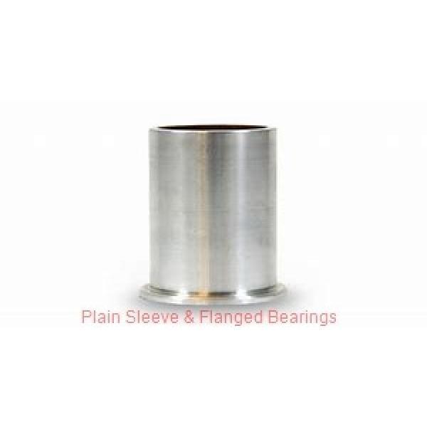 Boston Gear (Altra) M2836-20 Plain Sleeve & Flanged Bearings #1 image