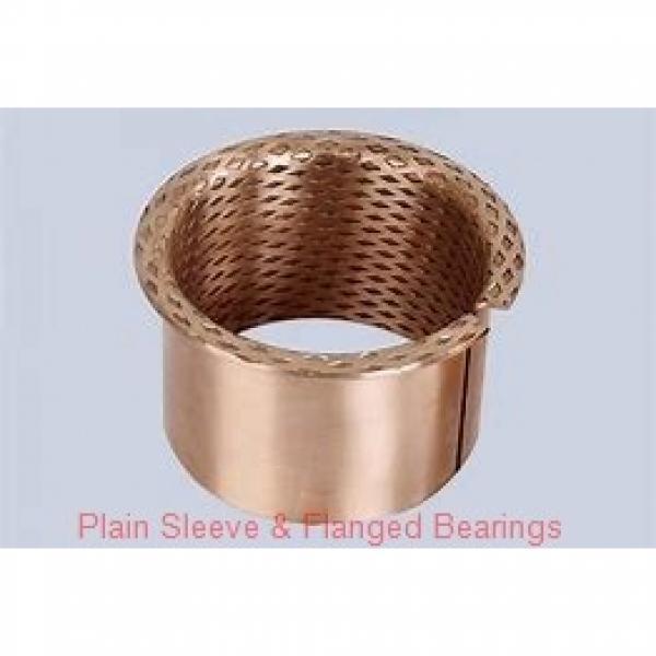 Boston Gear (Altra) M1622-36 Plain Sleeve & Flanged Bearings #1 image