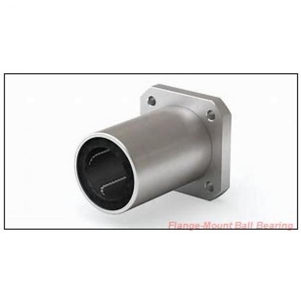 AMI UKF210+HE2310 Flange-Mount Ball Bearing Units #1 image