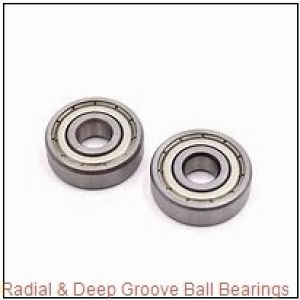 0.3750 in x 0.8750 in x 0.2813 in  Nice Ball Bearings (RBC Bearings) 3004FDCTNTG18 Radial & Deep Groove Ball Bearings #3 image