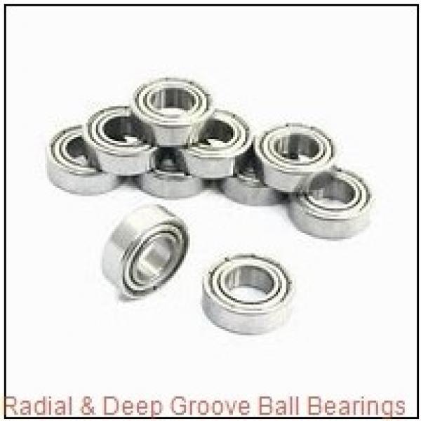 0.3750 in x 0.8750 in x 0.2813 in  Nice Ball Bearings (RBC Bearings) 3004FDCTNTG18 Radial & Deep Groove Ball Bearings #2 image