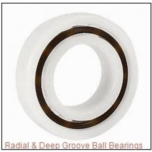 0.6250 in x 1.5000 in x 0.4375 in  Kilian (Altra) F-350-13 Radial & Deep Groove Ball Bearings #3 image